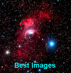 Best images - Example: NGC 7635, the Bubble nebula